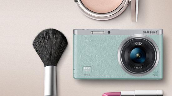 … die Samsung NX mini. Sie ist die weltweit dünnste und leichteste Kamera mit Wechselobjektiv (Stand: April 2014 in der Kategorie Kamera mit Wechselobjektiv). Sie …