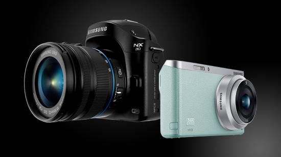 In diesem trnd-Projekt geht's gleich um zwei Kameramodelle aus der Samsung Smart Camera NX Serie: die NX30 sowie die NX mini. Beginnen wir …