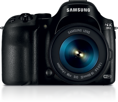 Samsung Smart Camera NX30.