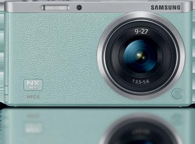 Samsung Smart Camera NX mini.