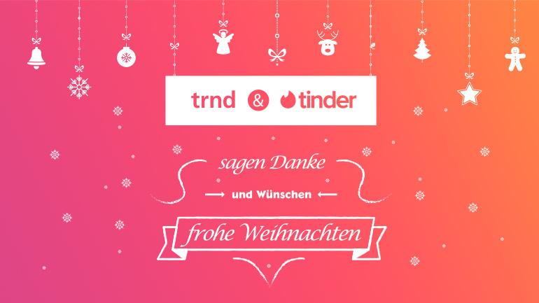 Tinder: Fröhliche Swipenachten!