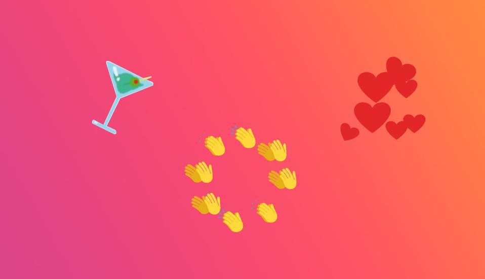 """Neu eingeführte Animationen erleichtern den Chat-Einstieg und bringen mehr Spaß. Das Feature """"Gold"""" steigert den Komfort und die Chancen auf Matches."""