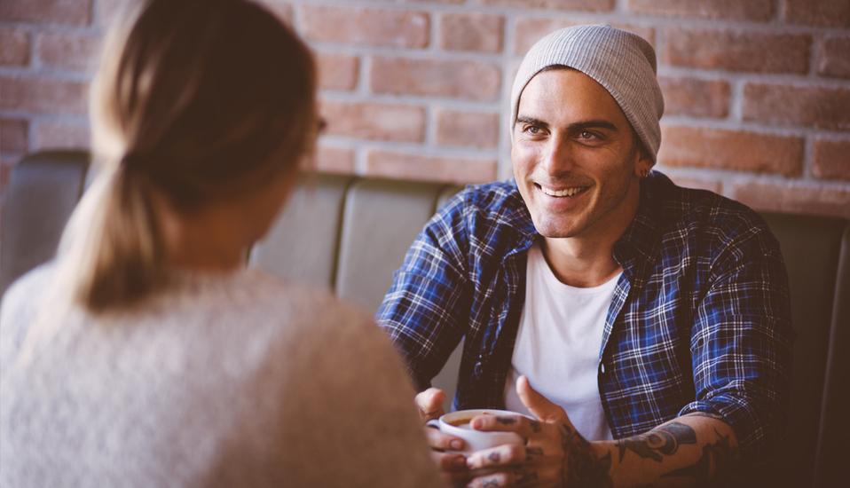 Begegnungen mit Menschen verändern unser Leben. Mit Tinder kannst Du ganz einfach neue Leute kennenlernen und schauen, was sich daraus entwickelt.