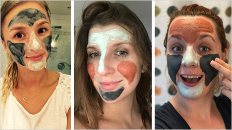TONERDE ABSOLUE Detoxmasken: Multi-Masking Kombinationen unsere trnd-Partner.