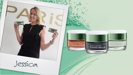 Begrüßt Jessica, unsere Ansprechpartnerin bei L'Oréal Paris.