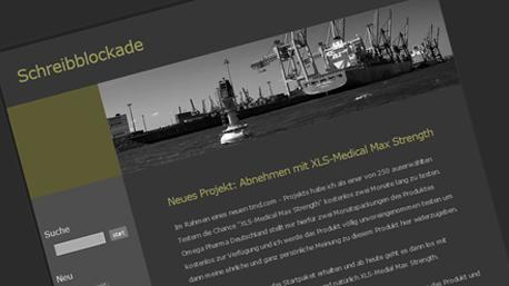 trnd-Partner illuminato schreibt auf seinem Blog von seinem ersten Eindruck von XLS-Medical Max Strength.