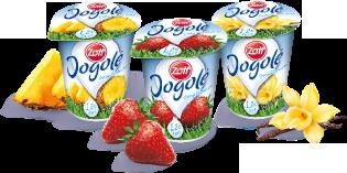 Zott Jogolé 1,2% Fett Empfehlung.