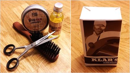Produkte für die Bartpflege von Beard'n'Statch