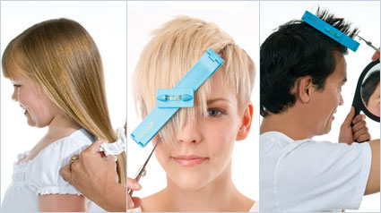 creaclips haare selber schneiden