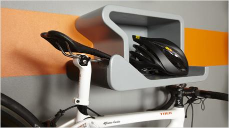 shelfie ein regal f r 39 s fahrrad. Black Bedroom Furniture Sets. Home Design Ideas