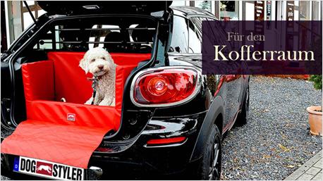 toptrnd: Dogstyler Autositz für Kofferraum