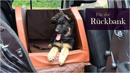 toptrnd: Dogstyler Autositz für Rücksitz