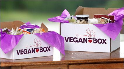 Geschenkbox vegan