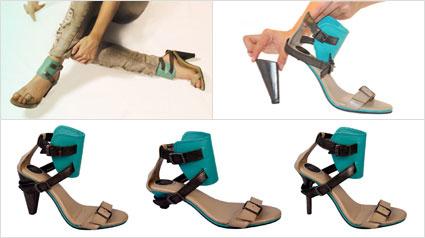 flexheels schuhe mit austauschbaren abs tzen. Black Bedroom Furniture Sets. Home Design Ideas