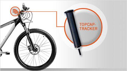 gps system fahrrad: