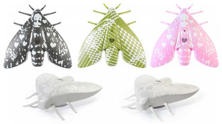 rauchmelder in insektenform. Black Bedroom Furniture Sets. Home Design Ideas
