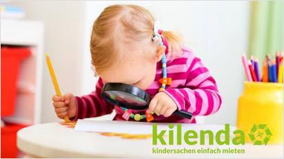 Kilenda bietet Kinderkleidung zum Mieten an