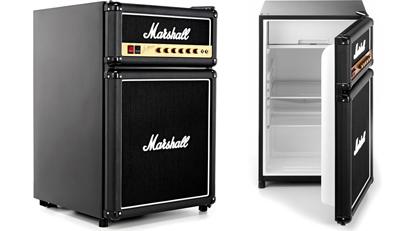 Marshall Fridge - Kühlschrank im Verstärker-Look