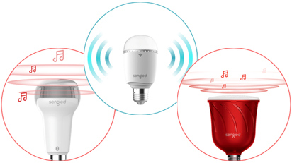 LED Lampen von Sengled mit gewissen Extras