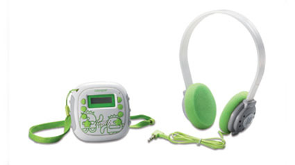MP3-Player speziell für Kinder.