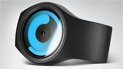 Uhr ohne zeiger  Ohne Ziffern und Zeiger - die Zero Watch.