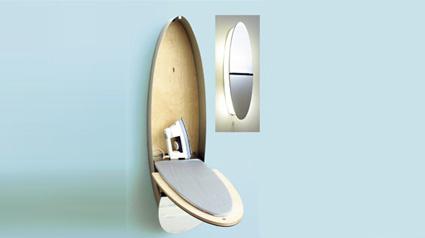 spiegelb gelbrett von designer nils wodzak. Black Bedroom Furniture Sets. Home Design Ideas