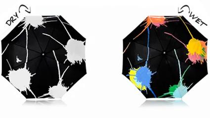squidarellas mehr farbe f r regentage. Black Bedroom Furniture Sets. Home Design Ideas