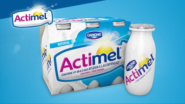 Nos apuntamos al proyecto Actimel