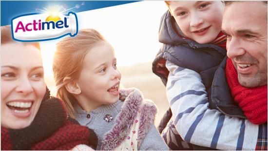 … para ayudarnos a seguir disfrutando del invierno con cualquier plan en familia.