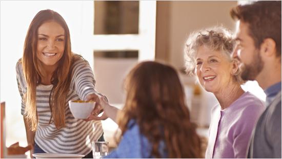 … mientras lo damos a conocer para que nuestro entorno también descubra los beneficios de incluirlo en el desayuno.