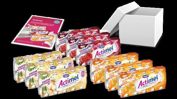 Pack Actimel