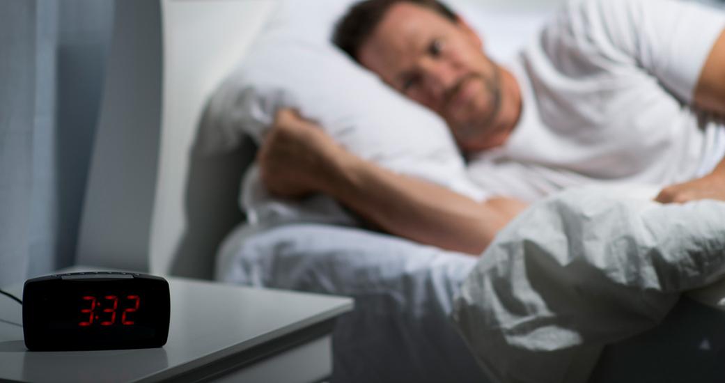 ¿Sabías que el 30 % de la población adulta española padece alteraciones del sueño?