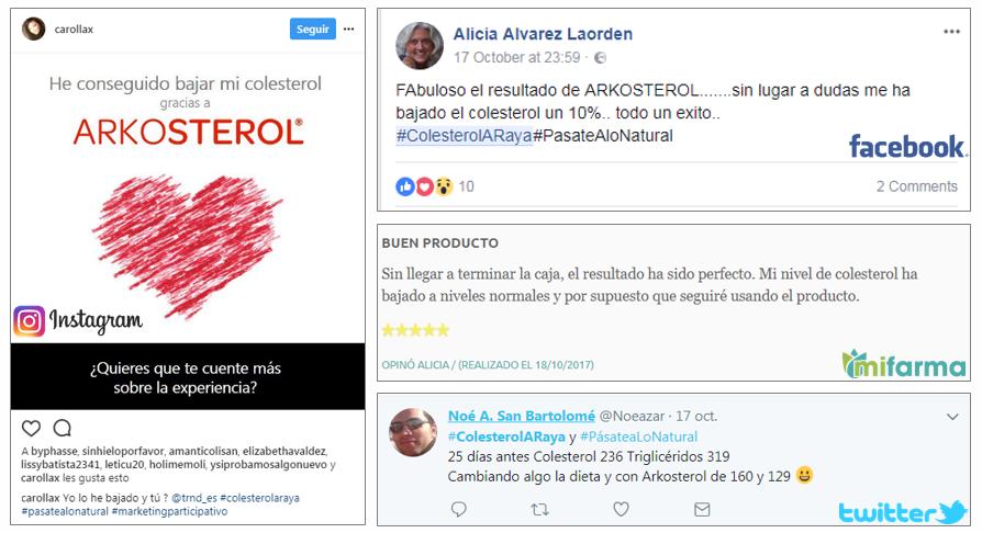 Arkosterol online
