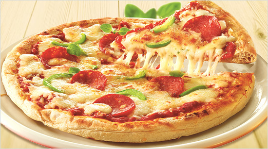 Se caracteriza por su sabor suave y su buen fundido cuando se calienta en pizzas, tostas, pastas, lasañas, quiches…