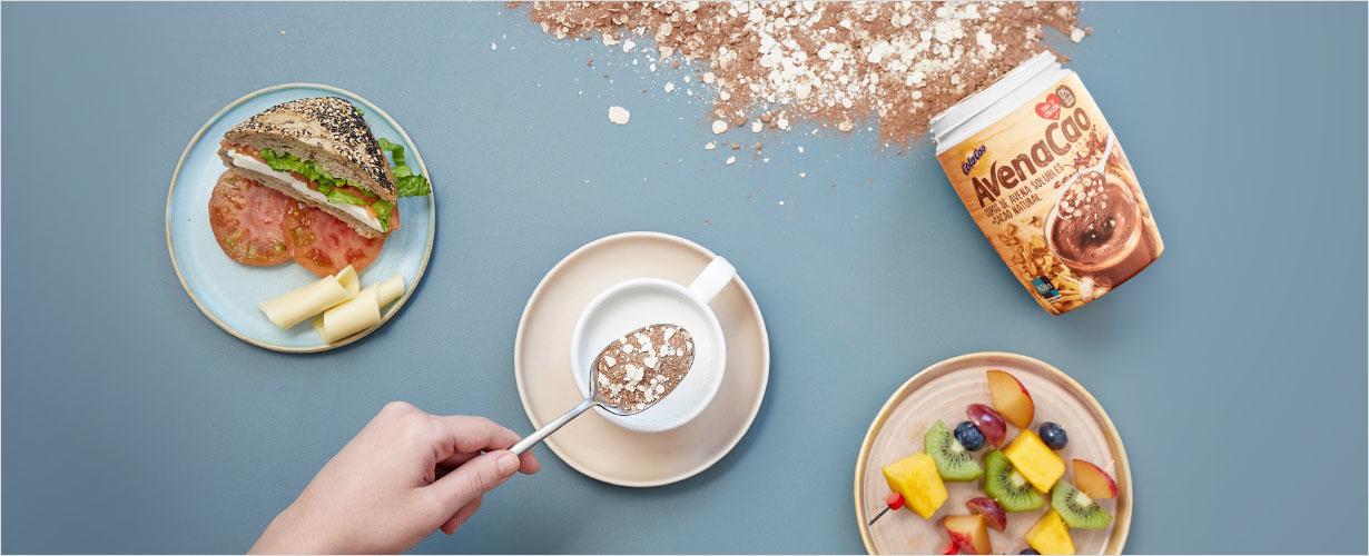 … que disfrutaremos en leche, yogures o batidos.