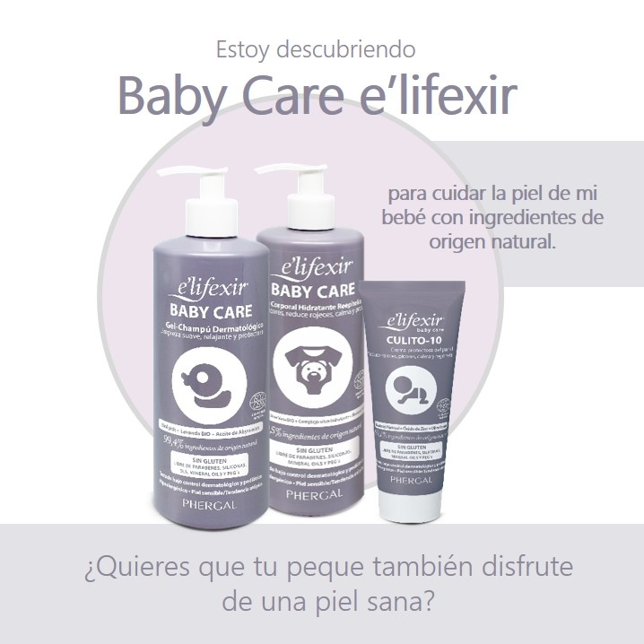 Resultado de imagen de baby care elifexir