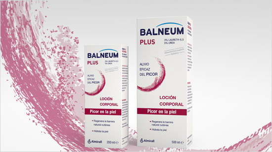 Balneum Plus loción corporal está especialmente indicada para la hidratación de la piel seca y el alivio del picor de toda la familia…