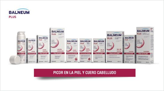 Balneum nos ofrece tres completas gamas para el cuidado de la piel...