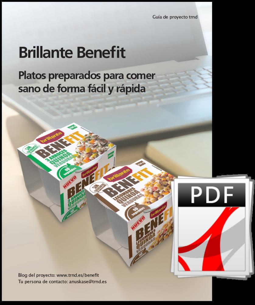 Guía de proyecto de Brillante Benefit