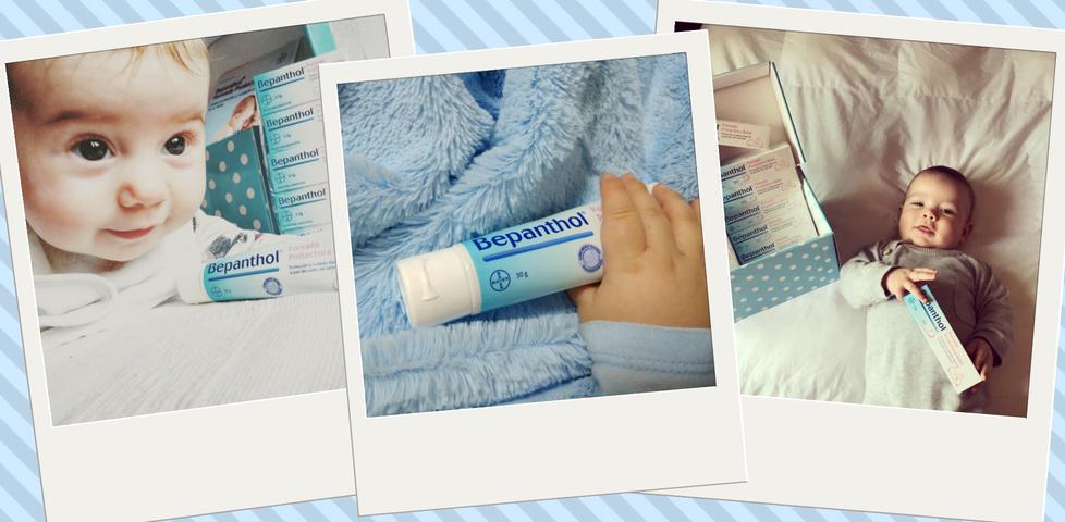 La experiencia de amparito88, luna_largo y Raquelst88 con Bepanthol® Pomada Protectora Bebé.