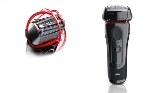 200 participantes probaremos la afeitadora Series 5030 con la tecnología FlexMotionTec que permite que el cabezal pivote hasta 40º para una mayor adaptación al rostro…