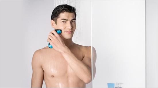 …para eliminar del vello más largo al más corto, y dejar una sensación suave en la piel gracias a su apurado óptimo.