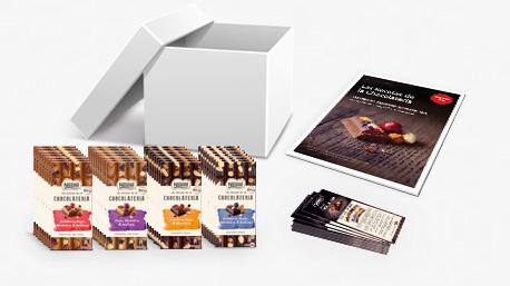 Pack de inicio del proyecto Las Recetas de la Chocolatería