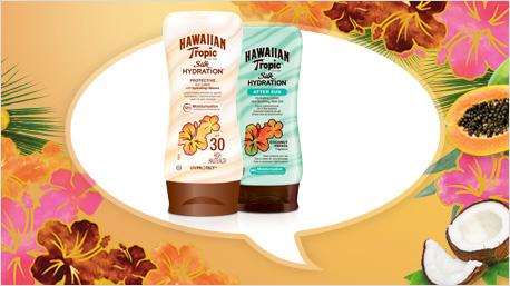 Lo que más nos gusta de Hawaiian Tropic en una frase