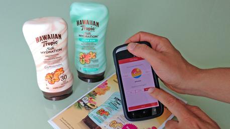 Planificamos nuestros días al con con EasySun, la app de Hawaiian Tropic