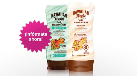 Presenta tu candidatura al proyecto Hawaiian Tropic
