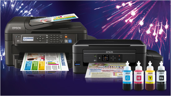 La gama Epson EcoTank ofrece unas impresoras multifuncionales adaptadas a las necesidades de cada hogar o lugar de trabajo…