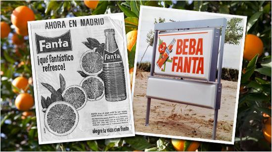 Fanta nació en 1941, pero no llegó a España hasta 1961. ¿Preparados para conocerlo todo sobre la marca? ;)