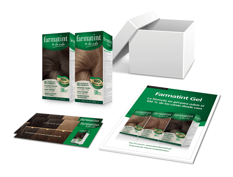 Farmatint Gel pack