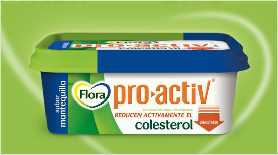 Y para los amantes de la mantequilla, Flora pro.activ Sabor Mantequilla será nuestro mejor aliado :).